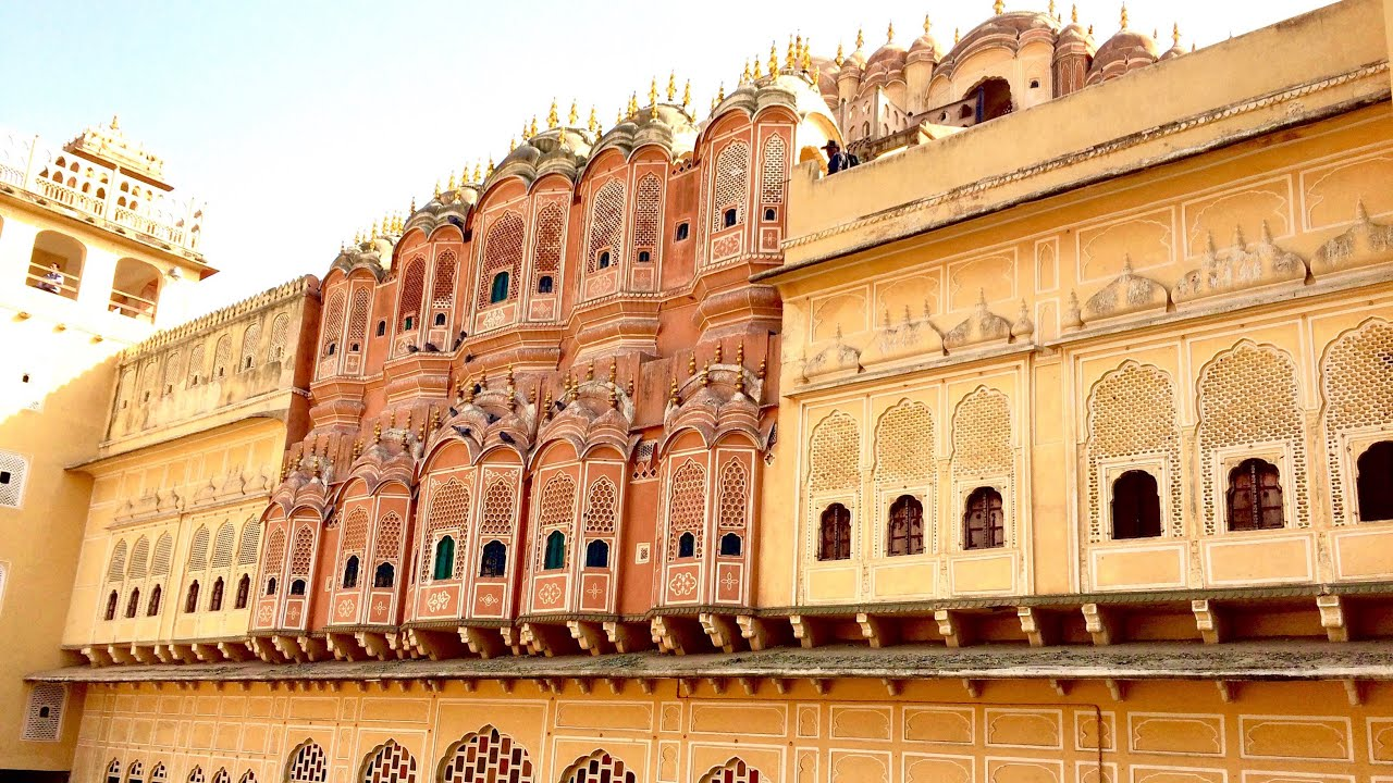 Jaipur city architecture